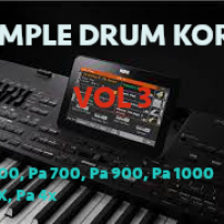 sample drum korg 3